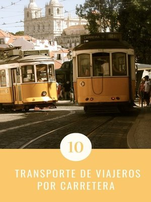cover image of Transporte de Viajeros por Carretera