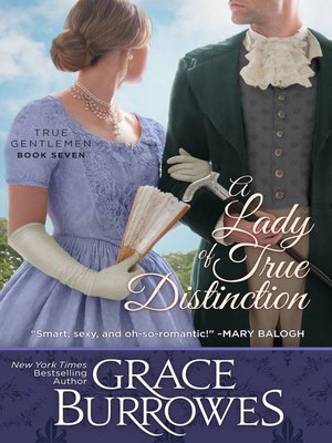 cover image of A Lady of True Distinction