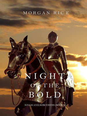 cover image of Night of the Bold