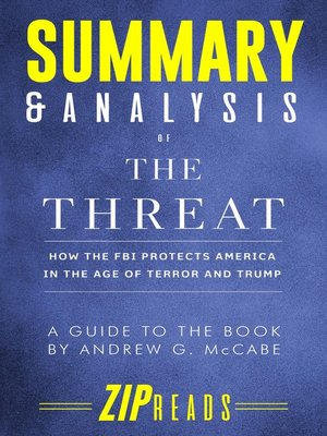 cover image of Summary & Analysis of the Threat