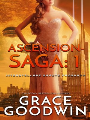 cover image of Ascension-Saga