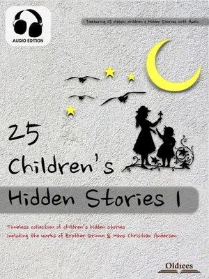 cover image of 25 Children's Hidden Stories 1