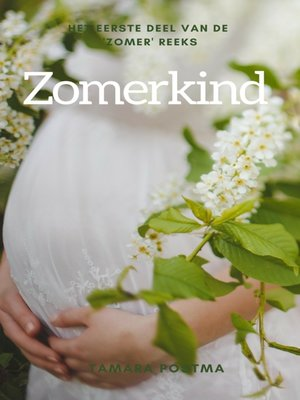 cover image of Zomerkind