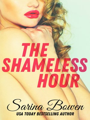 cover image of The Shameless Hour