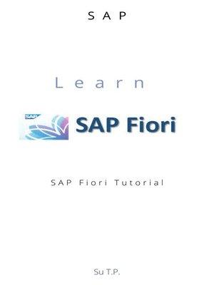 cover image of Learn SAP Fiori