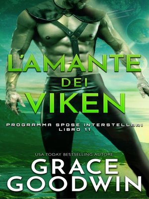 cover image of L'amante dei Viken