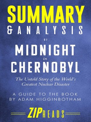 cover image of Summary & Analysis of Midnight in Chernobyl