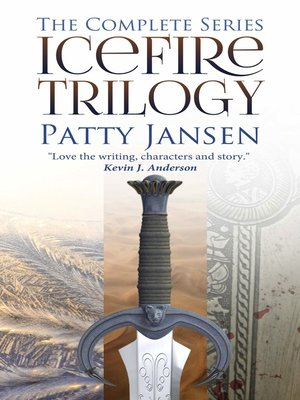 cover image of Icefire Trilogy Complete Series