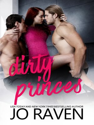 cover image of Dirty Princes