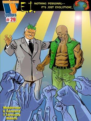cover image of E.I. #29--Earth Invasion