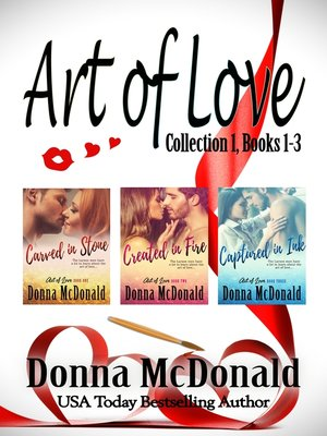 cover image of Art of Love Collection 1, Books 1-3