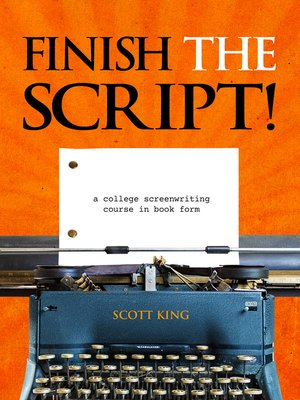 cover image of Finish the Script!