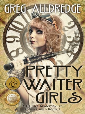 cover image of Pretty Waiter Girls