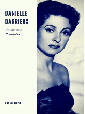 cover image of Danielle Darrieux