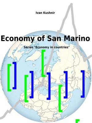 cover image of Economy of San Marino