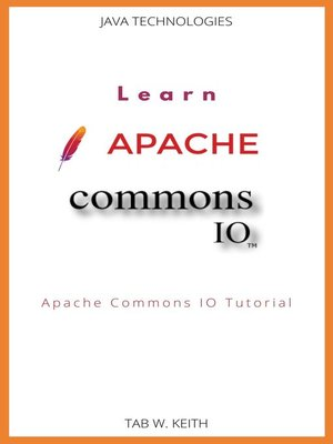 cover image of Learn Apache Commons IO