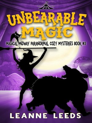 cover image of Unbearable Magic