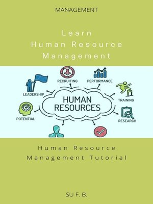 cover image of Learn Human Resource Management