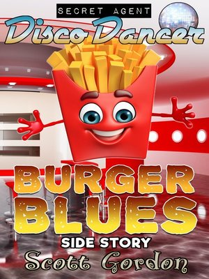 cover image of Burger Blues Side Story