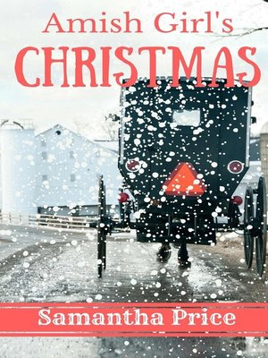 cover image of Amish Girl's Christmas