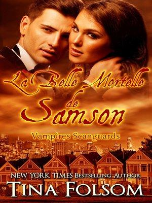 cover image of La belle mortelle de Samson
