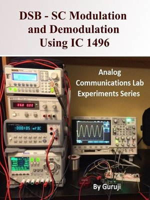 cover image of DSB-SC Modulation and Demodulation Using IC 1496