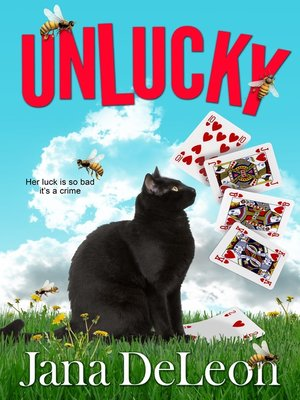 cover image of Unlucky