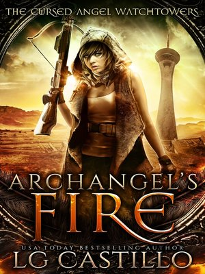 cover image of Archangel's Fire