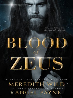 cover image of Blood of Zeus: Book One