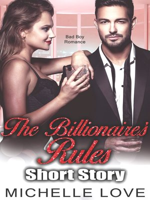 cover image of The Billionaire's Rules Short Story