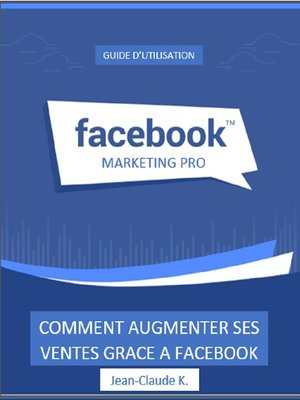 cover image of Facebook Marketing Pro