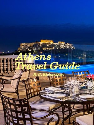 cover image of Athens Travel Guide