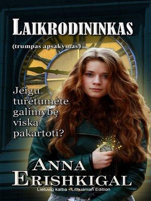 cover image of Laikrodininkas