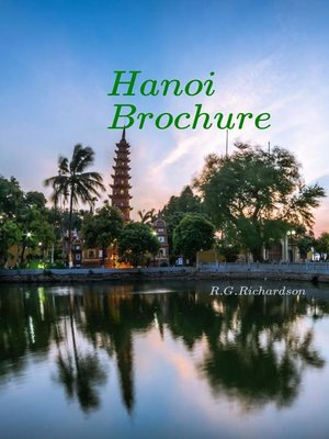 cover image of Hanoi Interactive City Guide