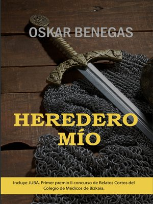 cover image of Heredero mío