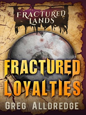 cover image of Fractured Loyalties