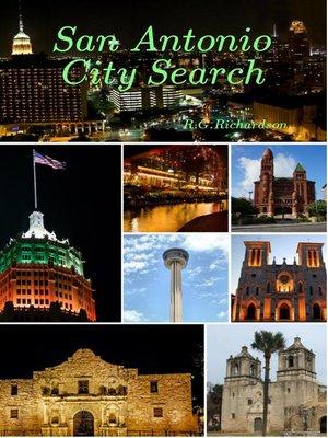 cover image of San Antonio City Search