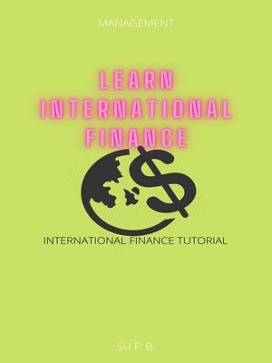 cover image of Learn International Finance