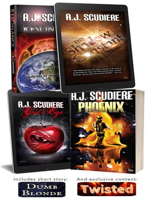 cover image of Stand Alone Novels by A.J. Scudiere