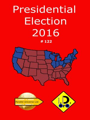 cover image of 2016 Presidential Election 122