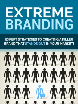 cover image of Extreme Branding