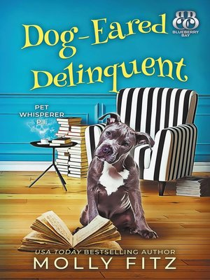 cover image of Dog-Eared Delinquent