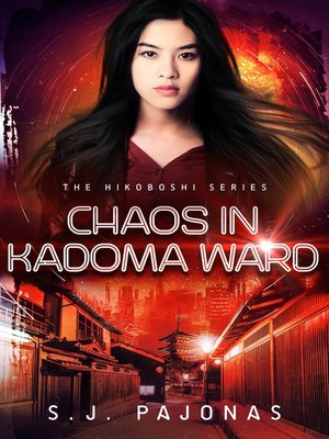 cover image of Chaos in Kadoma Ward