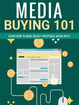 cover image of Media Buying 101
