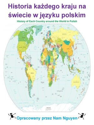 cover image of Historia każdego kraju na świecie w języku polskim