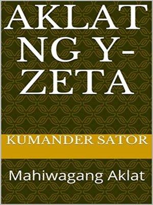 cover image of Aklat ng Y-Zeta