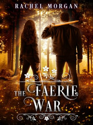 cover image of The Faerie War