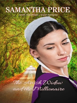 cover image of The Amish Widow and the Millionaire