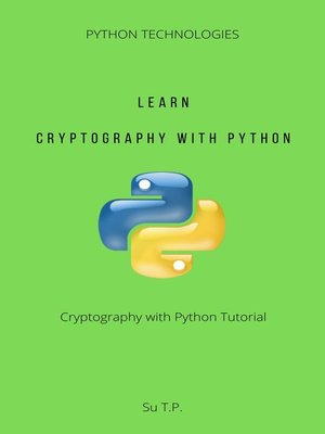 cover image of Learn Cryptography with Python