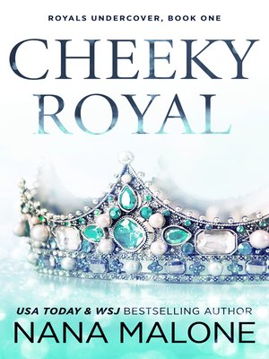 cover image of Cheeky Royal